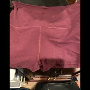 Lululemon 4in align shorts